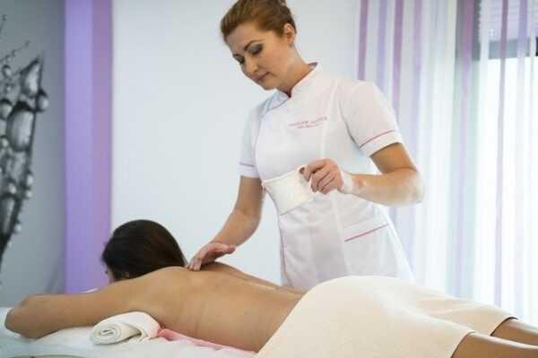 Massage in London by female therapist
