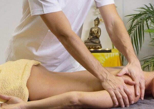 Deep tissue massage in London